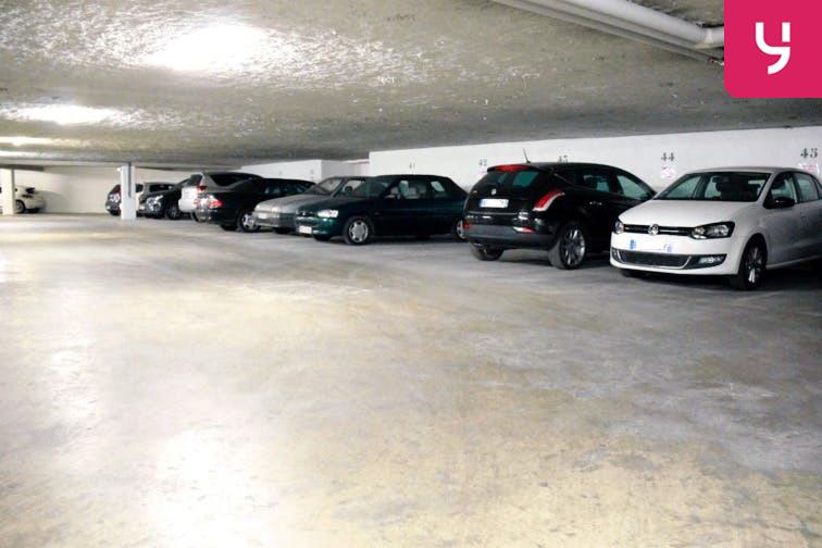 Parking Montgallet caméra