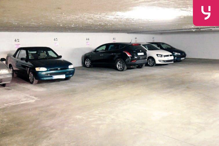 Parking Montgallet Paris