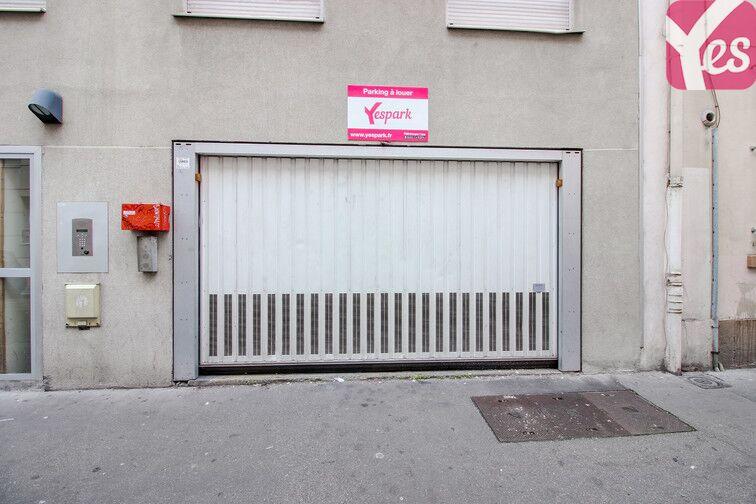 Parking Square Sainte-Marie-Perrin - Lyon 3 pas cher