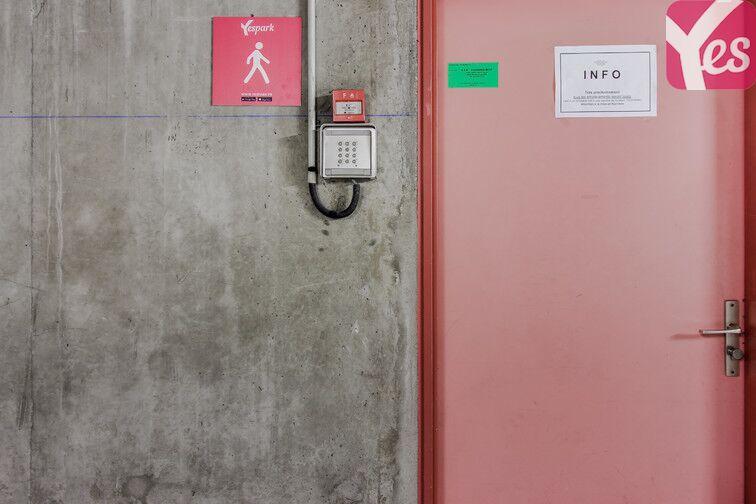 Parking Square Sainte-Marie-Perrin - Lyon 3 gardien