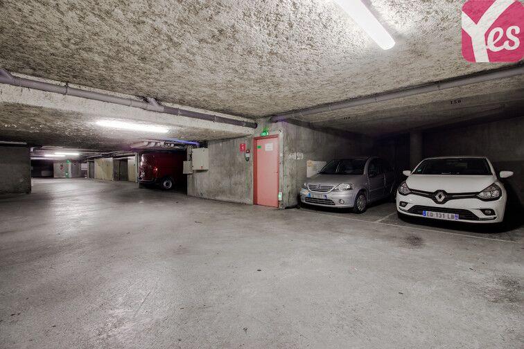 Parking Square Sainte-Marie-Perrin - Lyon 3 69003