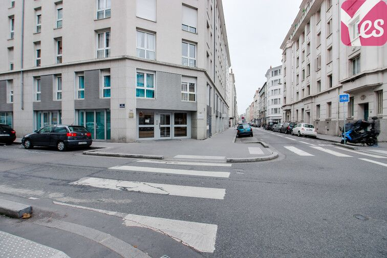 Parking Square Sainte-Marie-Perrin - Lyon 3 sécurisé