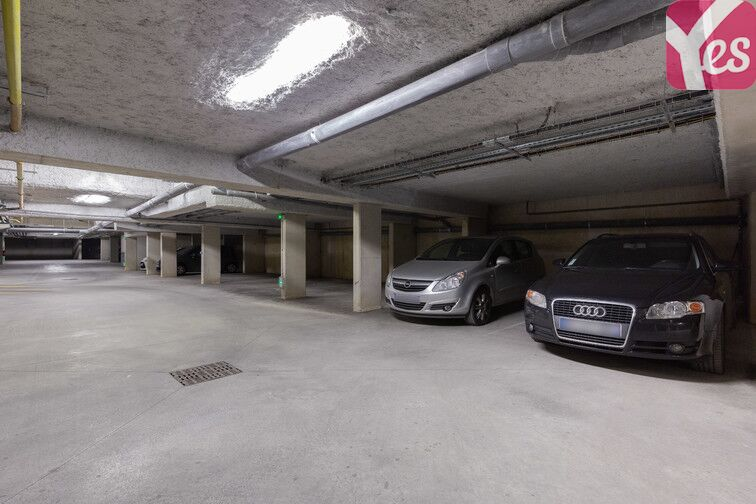 Parking Saint-Michel-sur-Orge - Gambetta gardien