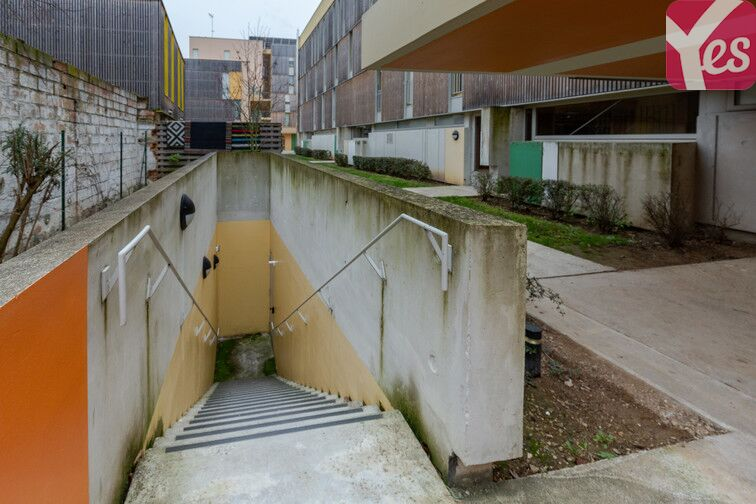 Parking Saint-Michel-sur-Orge - Gambetta souterrain