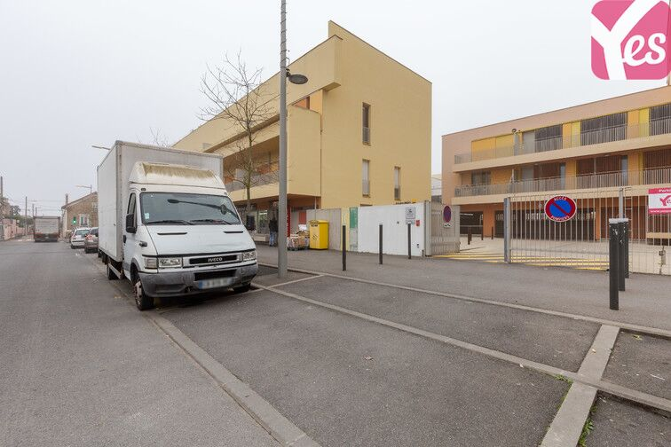 Parking Saint-Michel-sur-Orge - Gambetta box