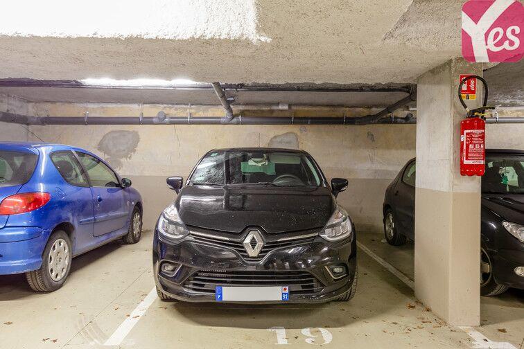 Parking Juvisy-sur-Orge - Terrasse - Plateau garage