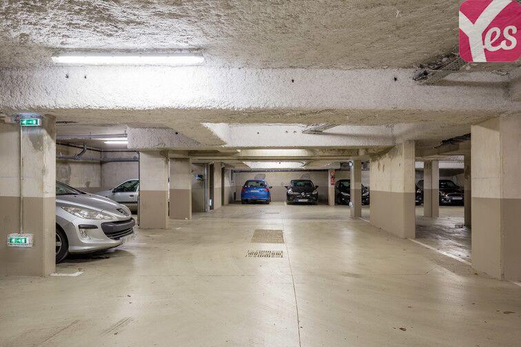 Parking Juvisy-sur-Orge - Terrasse - Plateau gardien