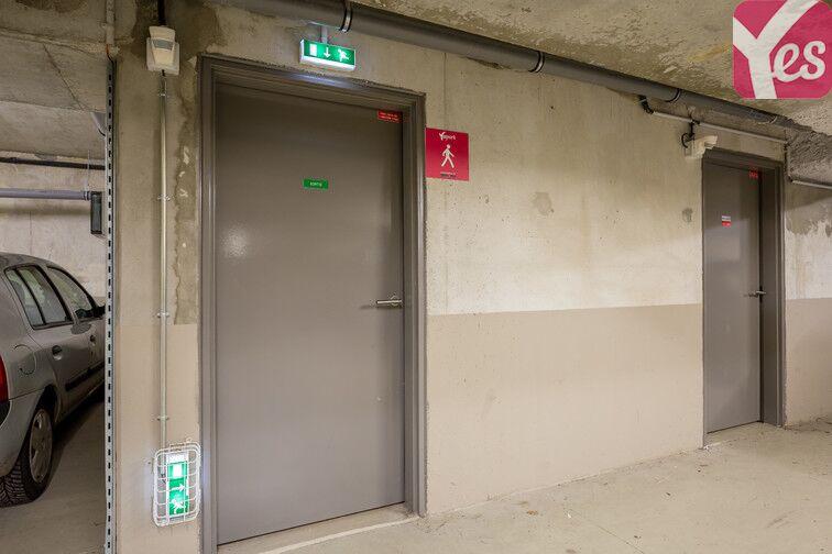 Parking Juvisy-sur-Orge - Terrasse - Plateau box