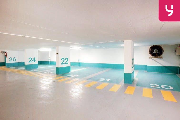 Parcheggio Torino - Borgo San Paolo sicuro