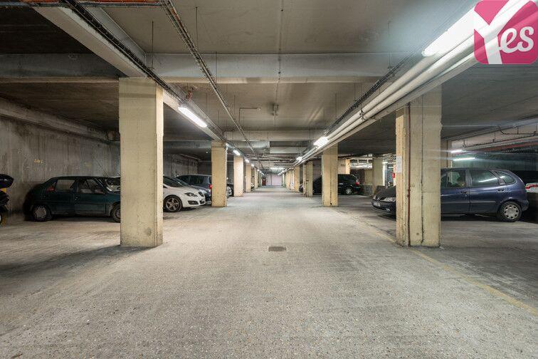 Parking Championnet - Damrémont gardien