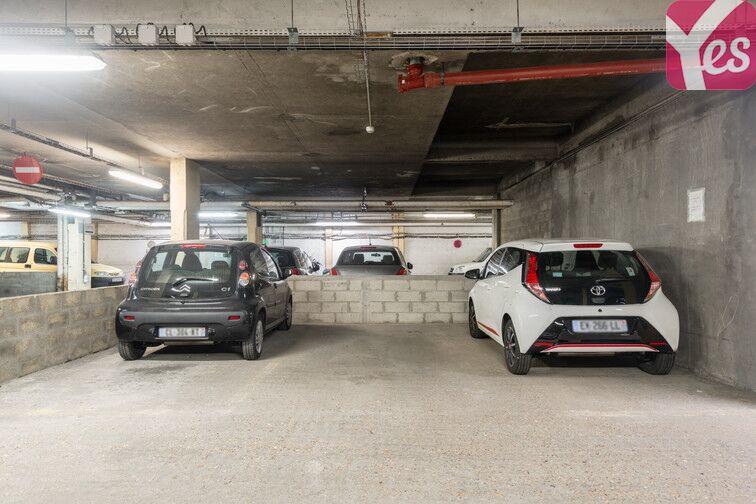 Parking Championnet - Damrémont garage