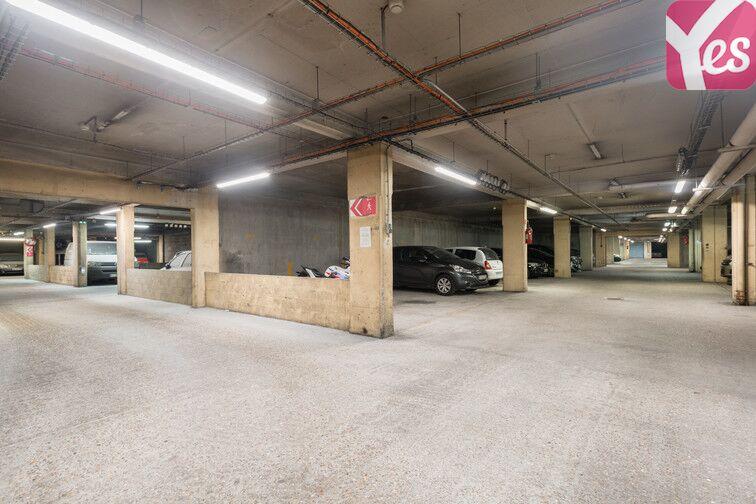 Parking Championnet - Damrémont caméra