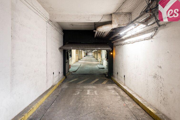 Parking Championnet - Damrémont souterrain