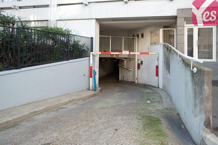 Parking Championnet - Damrémont 75018