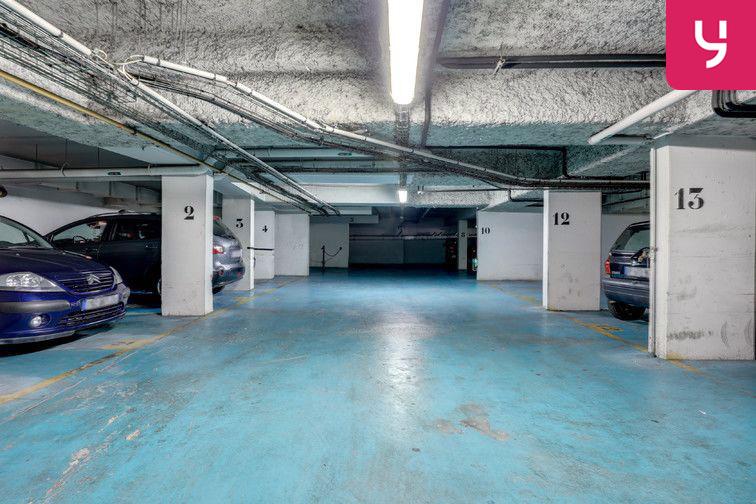 Parcheggio Torino - San Donato garage