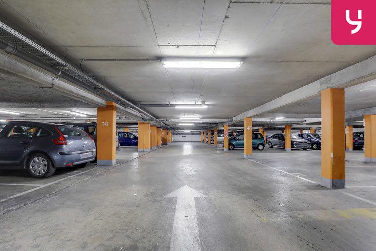 Parcheggio Torino - Santa Rita sicuro