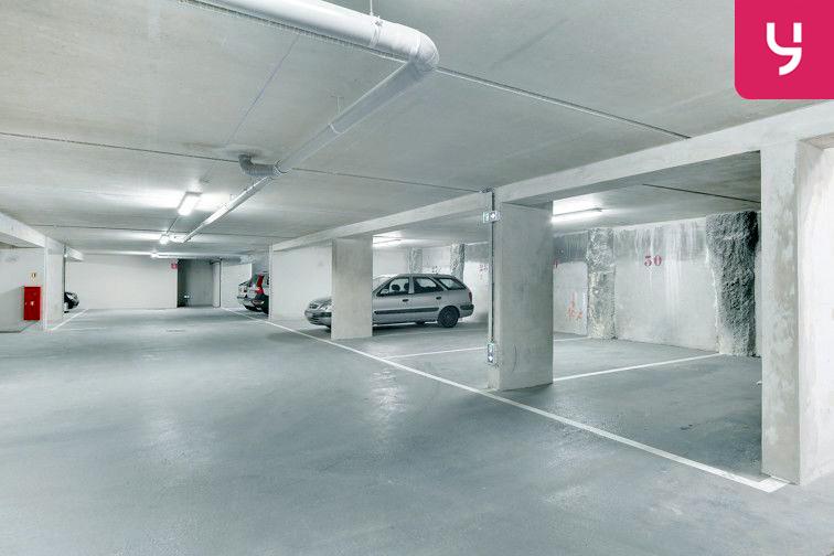 Parcheggio Roma - Rione XXII Prati sicuro