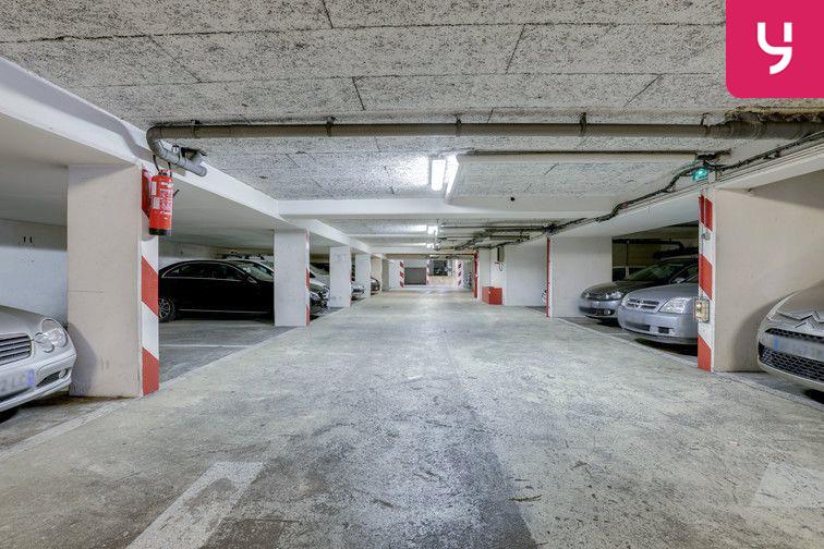 Parcheggio Torino - Piazzale Regina Margherita affitto mensile