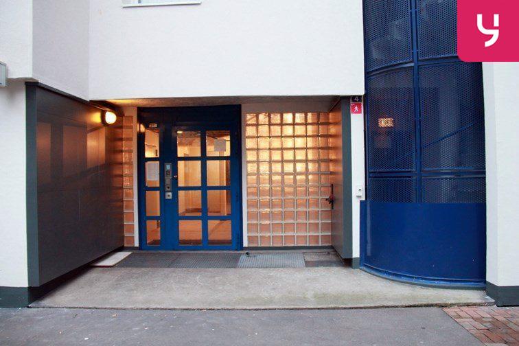 Parking Courbevoie - EDC 4 rue Arletty