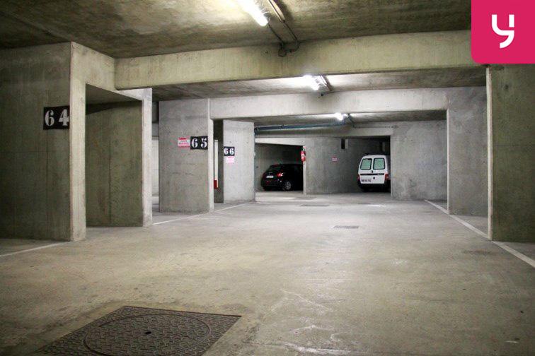 Parking Courbevoie - EDC pas cher