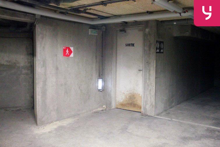 Parking Courbevoie - EDC Courbevoie