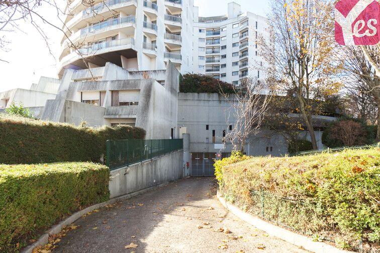 Parking Hippodrome de Saint-Cloud - Fouilleuse souterrain