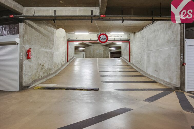Parking Hippodrome de Saint-Cloud - Fouilleuse Saint-Cloud