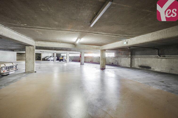 Parking Hippodrome de Saint-Cloud - Fouilleuse location mensuelle