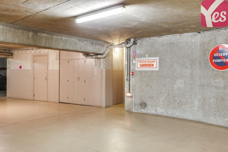 Parking Hippodrome de Saint-Cloud - Fouilleuse garage