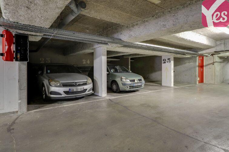 Parking Métro Créteil - Pointe du lac - Créteil location mensuelle