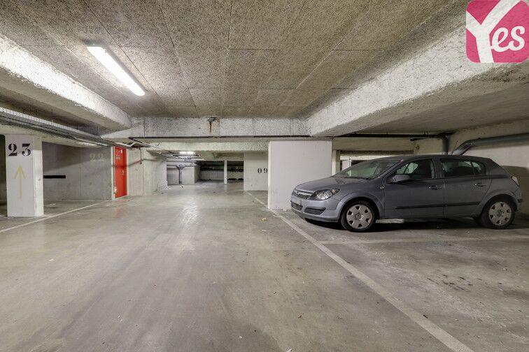Parking Métro Créteil - Pointe du lac - Créteil avis