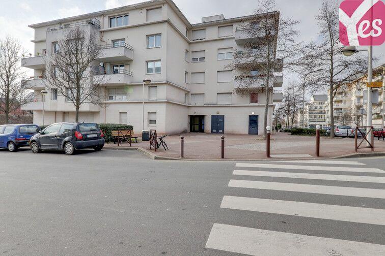 Parking Métro Créteil - Pointe du lac - Créteil souterrain
