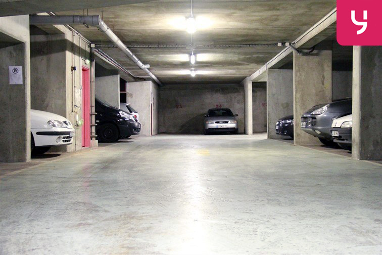 Location parking Parmentier