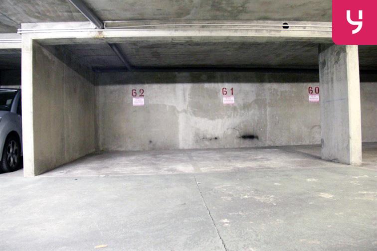 Parking Parmentier en location