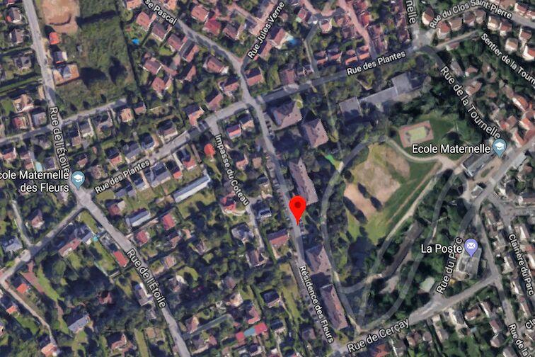 location parking Fleurs - Villecresnes (aérien)