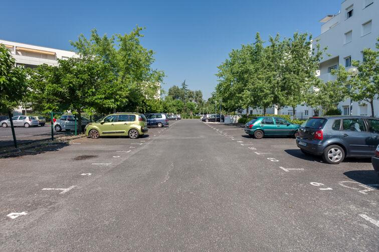 Parking Myosotis - Bois-d'Arcy (aérien) souterrain