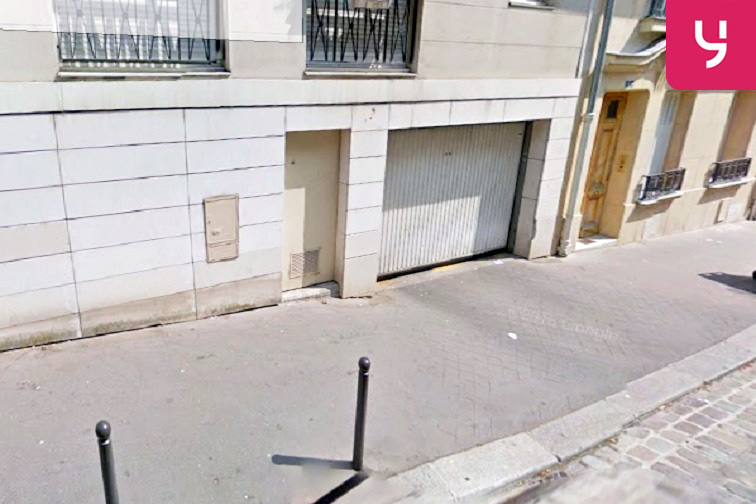 location parking Vaugirard - rue de la Procession