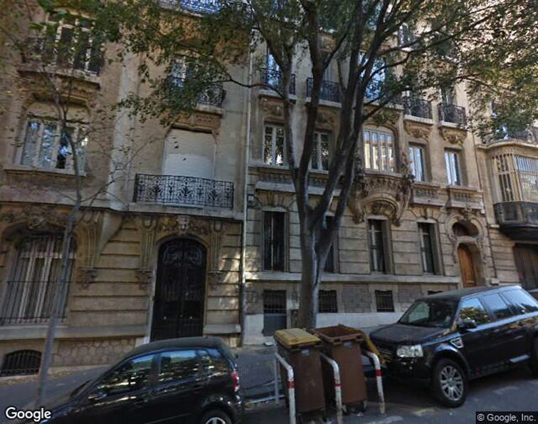Parking Collège Adolphe Monticelli - Périer - Marseille 8 garage