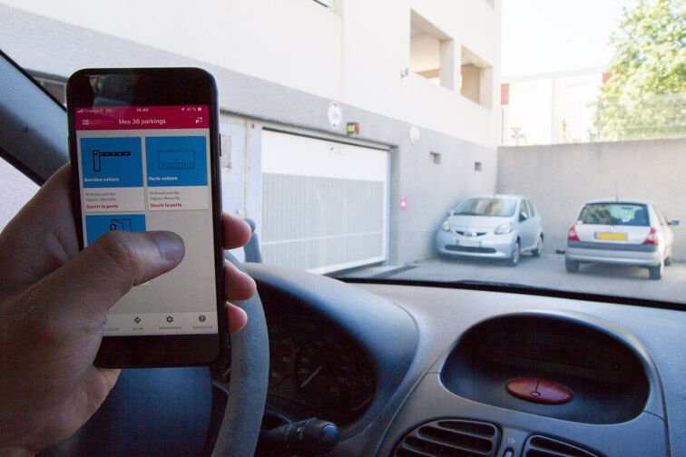 location parking Marseille 8 - Bonneveine