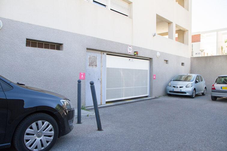 Parking Marseille 8 - Bonneveine sécurisé