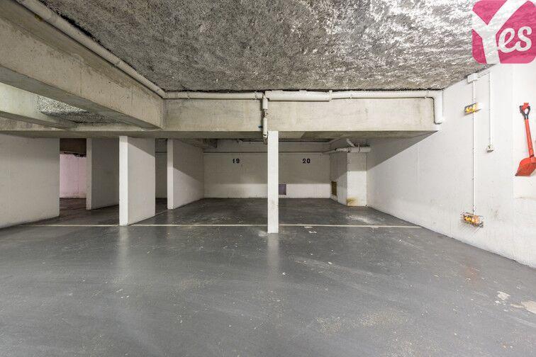 Parking Bellevue - Boulogne-Billancourt garage