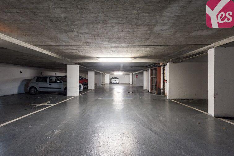Parking Bellevue - Boulogne-Billancourt sécurisé