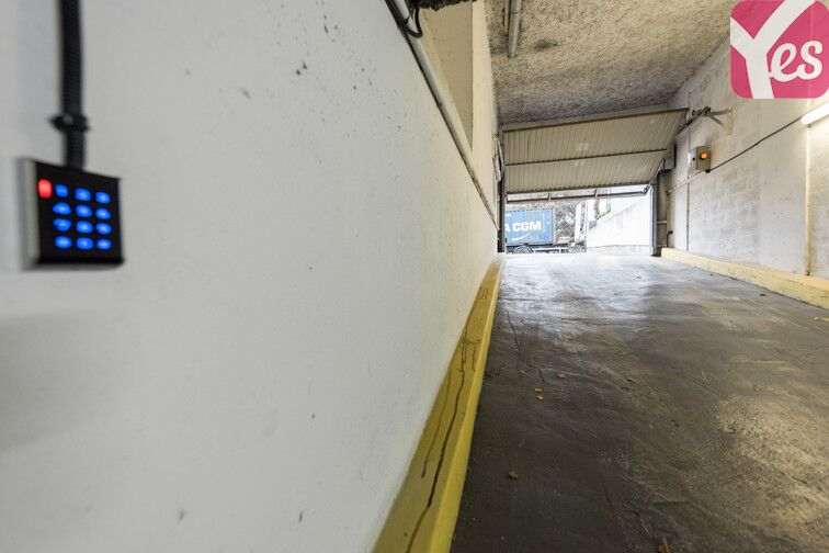 Parking Bellevue - Boulogne-Billancourt location mensuelle