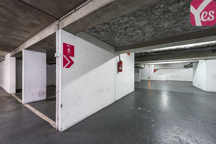 Parking Bellevue - Boulogne-Billancourt 117 rue de Bellevue