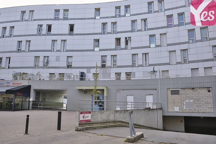 Parking Ecole de danse de l'Opéra de Paris - Nanterre location mensuelle