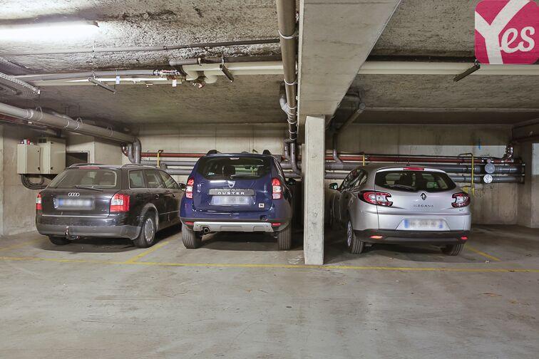 Parking Ecole de danse de l'Opéra de Paris - Nanterre souterrain