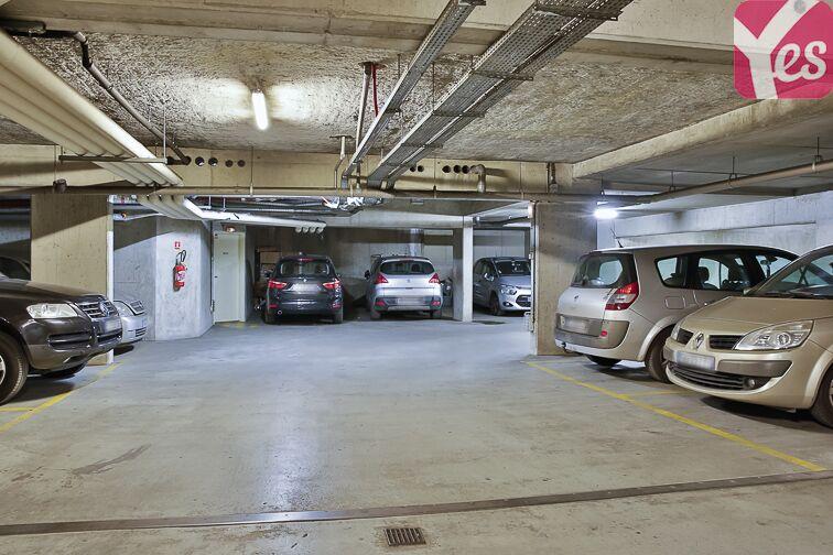 Parking Ecole de danse de l'Opéra de Paris - Nanterre gardien