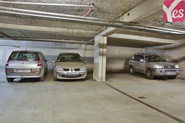 Parking Ecole de danse de l'Opéra de Paris - Nanterre 24/24 7/7