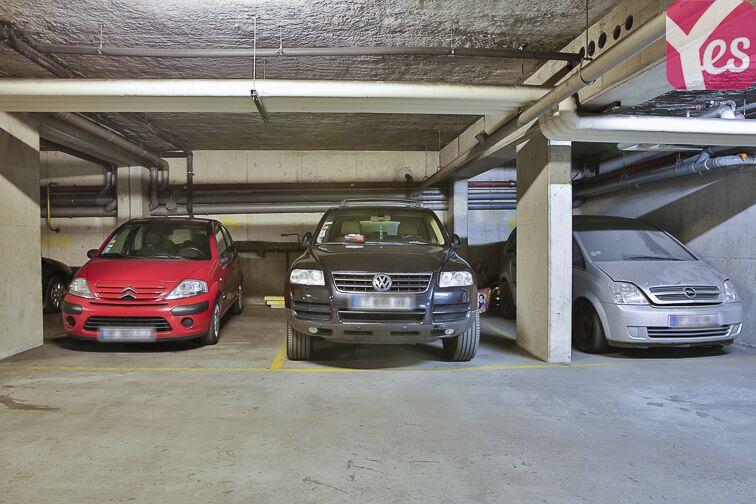 Parking Ecole de danse de l'Opéra de Paris - Nanterre garage