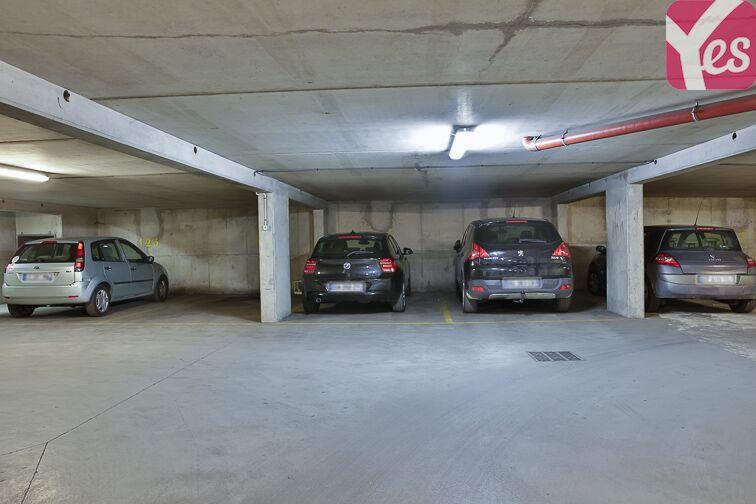 Parking Ecole de danse de l'Opéra de Paris - Nanterre pas cher